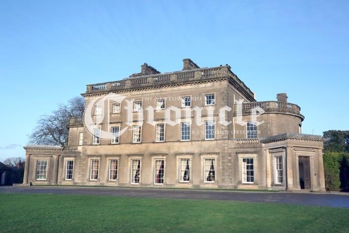 greyabbey  house