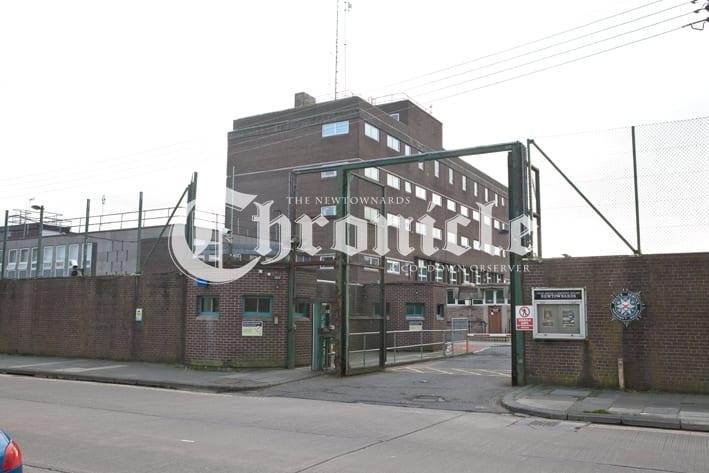 B35-10-1-19 N'ards Police station