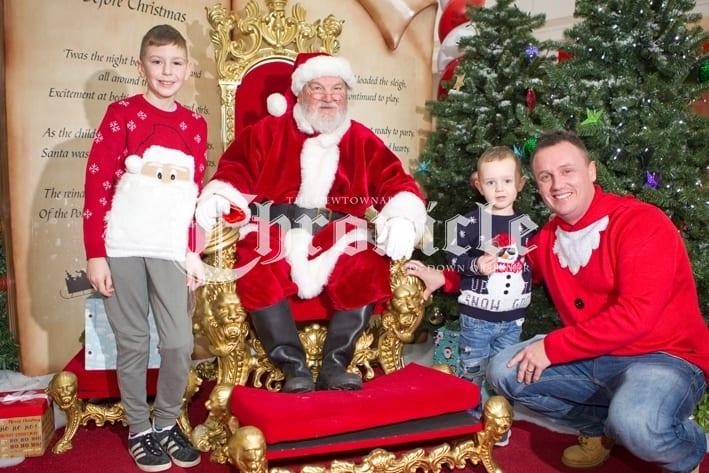 B46-13-12-18 Ards SC Xmas Santa