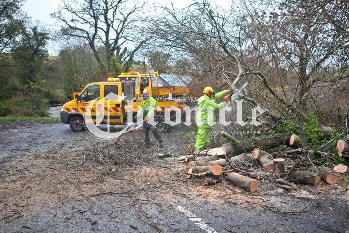 B17-20-12-18 Comber storm damage
