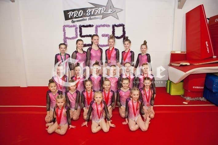 B22-20-12-18 Pro Star Gymnatics