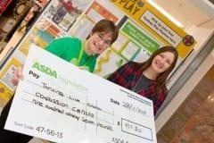 B2-6-12-18 Asda Foodbank cheque