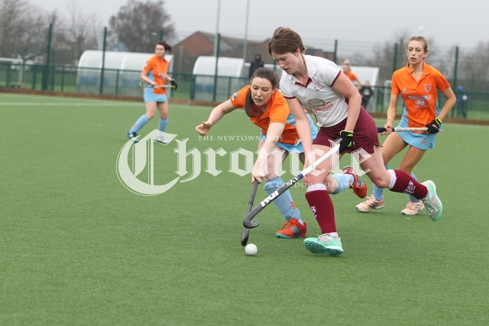 B19-7-3-19 Ards Ladies Emily Matchett