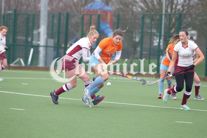 B18-7-3-19 Ards Ladies Amy Benson