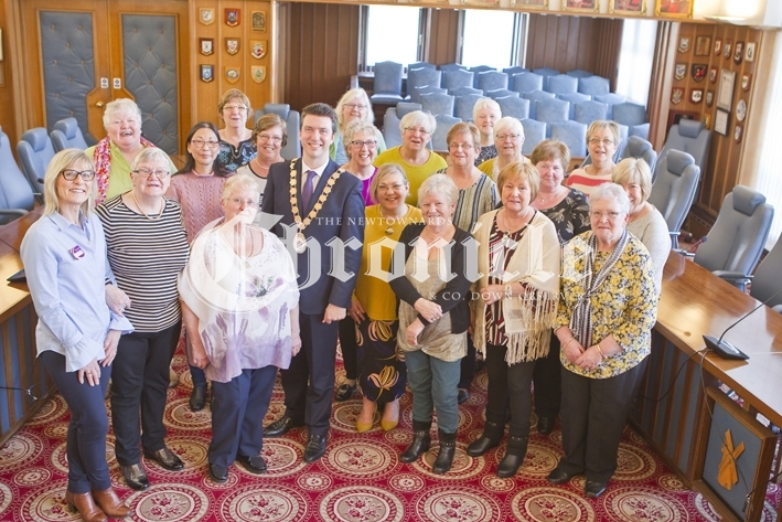 B6-7-3-19 N'ards Libary Knit and Natter