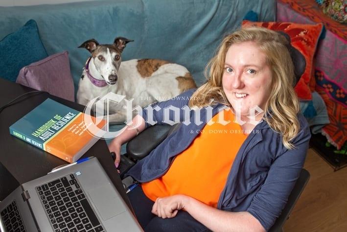 B39 -25-10-18 Suzanne Glover+dog