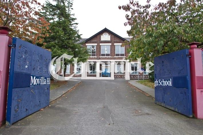 B57 -25-10-18 Movilla High School